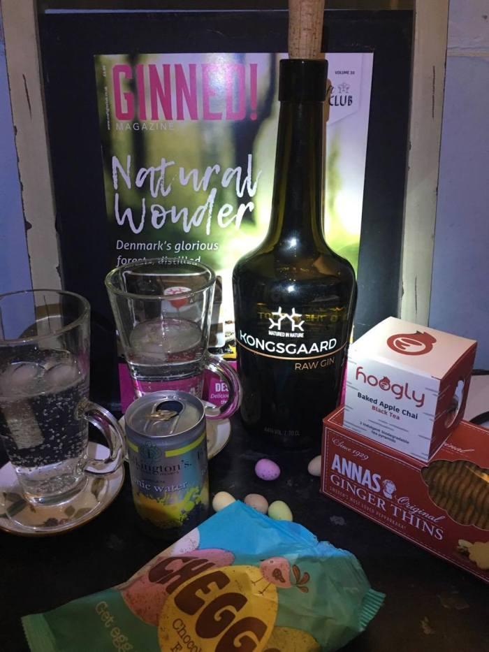 Craft gin club pic